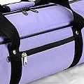 IV. 70CM Soft Nylon キャリングケース((内側は白))  # 紫苑色 Violet