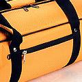 IV. 70CM Soft Nylon キャリングケース((内側は白))  # 橙黄色 Orange