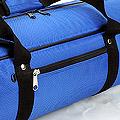 IV. 70CM Soft Nylon キャリングケース(内側は白)  # ブルー Blue