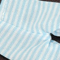 【BT-01】Blythe Tights / Trousers # Stripe Blue