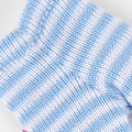 【BT-01N】Blythe Tights / Trousers # Stripe Blue