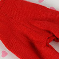 【BT-53】Blythe Tights / Trousers # Red
