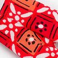 【BP-02】Blythe Pantyhose # Orange / Red