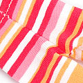 【BP-08】Blythe Pantyhose # Stripe Pink / Red