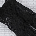 【BP-116】Blythe Pantyhose # NET Black Flower