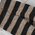 【BP-117】Blythe Pantyhose # Stripe Black+ Brown