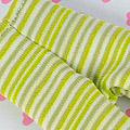 【BP-11N】Blythe Pantyhose # Stripe Mix Green
