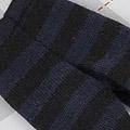 【BP-126】Blythe Pantyhose # Stripe Black+Deep Blue
