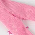 【BP-133】Blythe Pantyhose # Honey Pink + Gold Dust