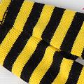【BP-135】Blythe Pantyhose # Stripe Yellow