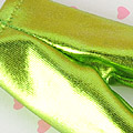 【BP-137】Blythe Pantyhose # Shiny Metallic Apple Green