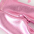 【BP-139】Blythe Pantyhose # Shiny Metallic Pink