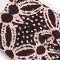 【BP-16】Blythe Pantyhose # Flower Pink