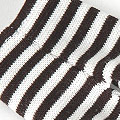 【BP-36】Blythe Pantyhose # Stripe Black