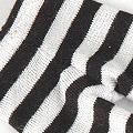 【BP-39】Blythe Pantyhose # Wide Stripe Black