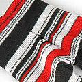 【BP-41】Blythe Pantyhose # NET Stripe Red