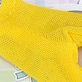 【BP-54】Blythe あみタイツ(無地) # 黄色 Yellow