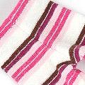 【BP-58】Blythe Pantyhose # Stripe Mix Violet+Pink