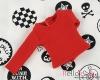 220.NA-20 Blythe Pullip 長袖Tシャツ # 赤 Red