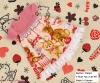 274.NI-48 Blythe Pullip ドレス (熊) # ピンク Pink