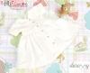 77.【NZ-4】Blythe/Pullip ドレス # 本白 Off-White