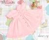 151.【NZ-7】Blythe/Pullip ドレス # ピンク Pink