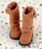 10-02_B/P Boots.Brown 褐色