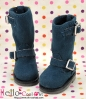 10-16_B/P Boots.Midlight Blue