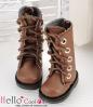 13-14 Blythe/Pullip 靴.Brown 褐色