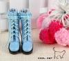 14-02 Blythe/Pullip 靴.Sky Blue 空色