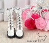 14-04 Blythe/Pullip 靴.White 白色