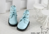 15-01 Blythe/Pullip 靴.Sky Blue 空色