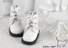 15-03 Blythe/Pullip 靴.White 白色