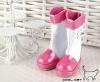 16-04_B/P Boots.Peach