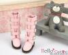 17-03 Blythe/Pullip 靴.Pink ピンク