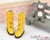 17-06 Blythe/Pullip 靴.Yellow 黄色