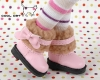 18-05 Blythe/Pullip 靴.Pink 桃色