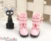 29-3 Blythe/Pullip 靴.Pink ピンク