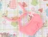 T46.【DAN-05N】SD/DD Tie Halter Tee 上着 # Honey Pink