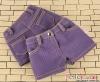 T44.【DJ-03】SD/DD 短いジーンズ  # Deep Purple 濃い紫
