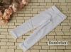 【ST04】SD/DD 7分のズボン # Net White