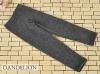H80.【ST11】SD/DD 7分のズボン # Cotton Pewter 綿X鉄灰色