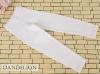 H81.【ST12】SD/DD 7分のズボン # Cotton White 棉X白色