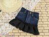 【Das-08】SD/DD Jean Skirt # Deep Blue