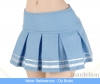 S23.【Das-23】SD/DD学生スカート# Sky Blue