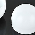 【SD/DD/Pullip】 UV 防止 シリコン 帽 .L # 白