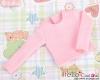 358.【NB-4】Blythe Pullip エクストラ長袖Tシャツ # ピンク Pink