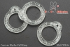 A03.Pull Ring - pu03 Matt Clear