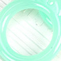 【A11】II.Blythe Pull Ring.Jelly(Round)#  Mint ミント