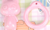 【A+C】II.Blythe Pull Ring Value Pack(No.3)# Pink ピンク